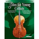 Solos For Young Cellists Volume Three