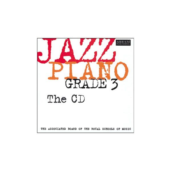 Jazz Piano Grade 3: The CD