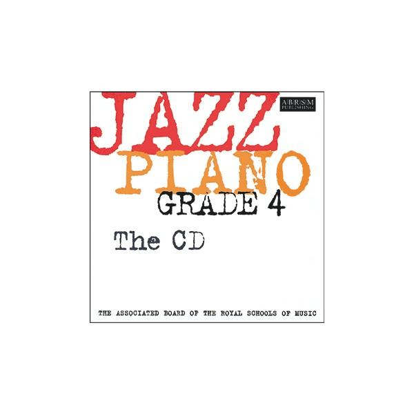 Jazz Piano Grade 4: The CD