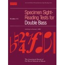 Specimen Sight-Reading Tests for Double Bass Grades 1-5