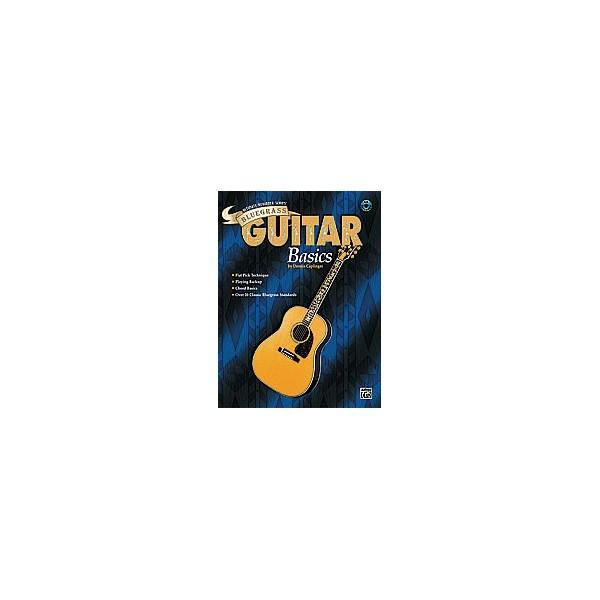 Ultimate Beginner Bluegrass Guitar Basics