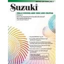Perry, Linda - Suzuki Cello School Midi Disk Acc./cd-rom, Volume 1