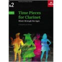 Time Pieces for Clarinet Volume One