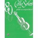 80 Cello Solos - with Piano Acc.