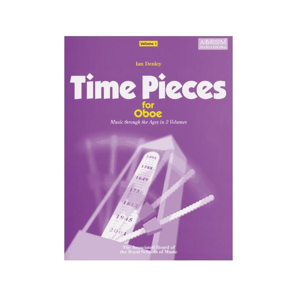Contemporary Time Pieces For Oboe Vol 1 Denley*