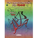 Kanack, Alice Kay - Fun Improvisation For...violin, Viola, Cello, Piano - Creative Ability Development (Piano)