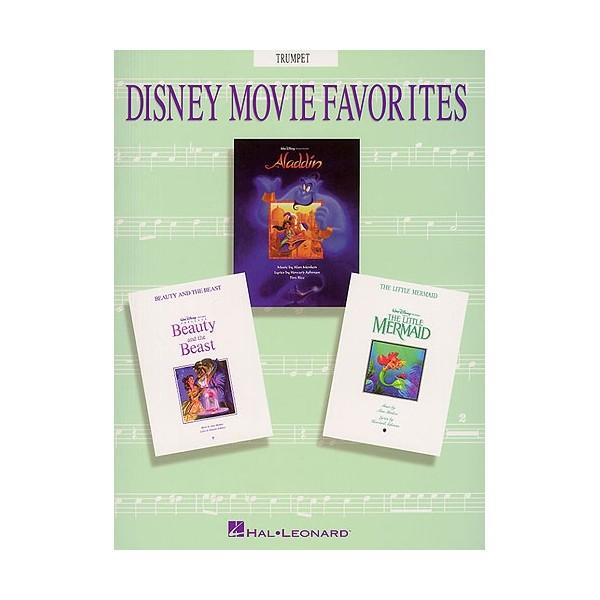 Disney Movie Favorites Instrumental Solo Trumpet