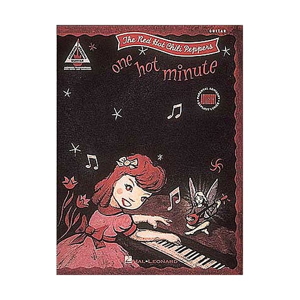 The Red Hot Chili Peppers: One Hot Minute Guitar Recorded Versions