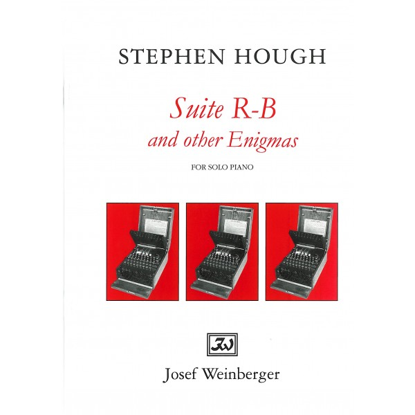 Hough, Stephen - Suite R-B and Other Enigmas