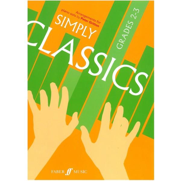 Simply Classics Grades 2-3 arranged Peter Gritton