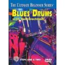 Brechtlein, Tom - Ultimate Beginner Blues Drums - Steps One & Two