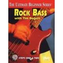 Bogert, Tim - Ultimate Beginner Rock Bass - Steps One & Two