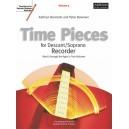 Time Pieces for Descant/Soprano Recorder  Volume 1