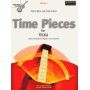Time Pieces for Viola  Volume One