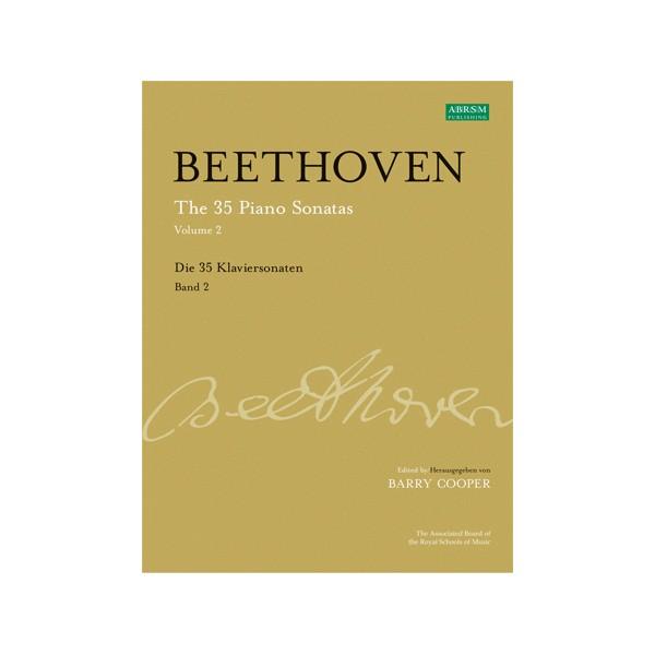 The 35 Piano Sonatas  Volume 2-Op. 22 : Op. 54
