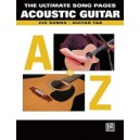 The Ultimate Song Pages Acoustic Guitar -- A To Z - Guitar TAB