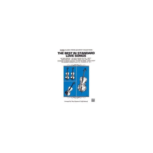 The Best In Standard Love Songs - Full Score & Parts