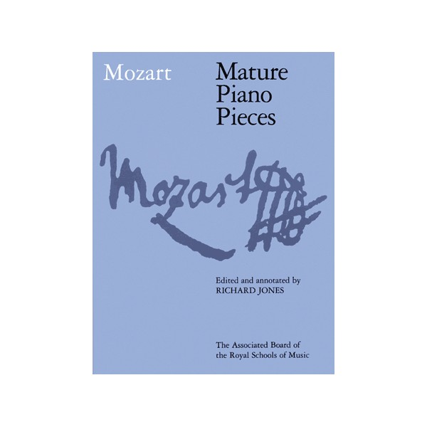 Mature Piano Pieces