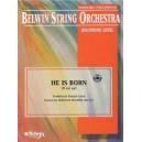 Wagner, Douglas E, (arranger) - He Is Born
