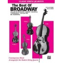 The Best In Broadway - Full Score & Parts