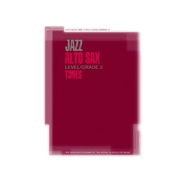 Jazz Alto Sax Level/Grade 2 Tunes