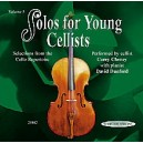 Cheney, Carey - Solos For Young Cellists - Selections from the Cello Repertoire