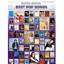 Various - 2000-2005 Best Pop Songs - Piano/Vocal/Chords