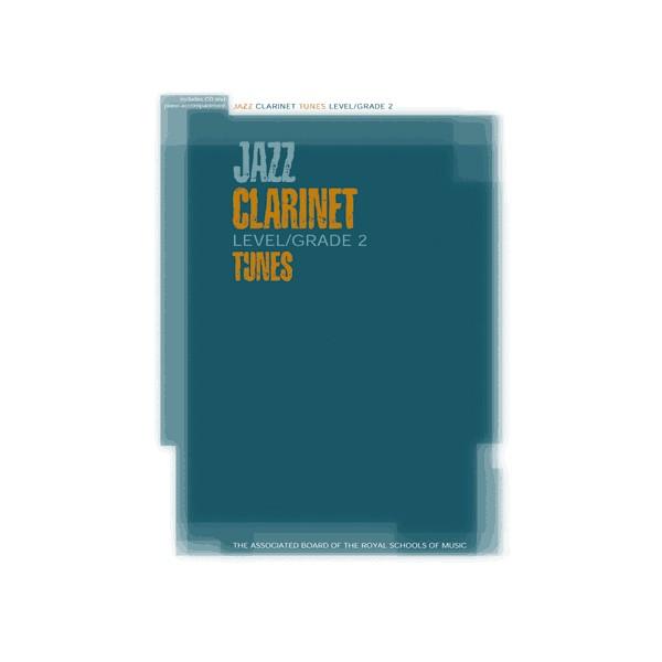 Jazz Clarinet Level/Grade 2 Tunes