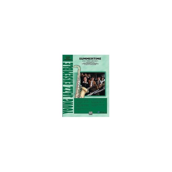 Gershwin, G, arr. Custer, C - Summertime (from Porgy And Bess®)