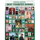 Various - 2000-2005 Best Country Songs - Piano/Vocal/Chords