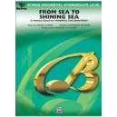 "Ward, S.A, arr. Whitney, M.C - From Sea To Shining Sea (a Fantasy Based On ""america The Beautiful\"")"