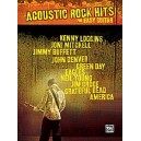 Various - Acoustic Rock Hits For Easy Guitar - Easy Guitar TAB