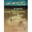 Various - Surf And Spy Hits For Easy Guitar - Easy Guitar TAB