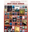 Various - 2000-2005 Best Rock Songs - Piano/Vocal/Chords
