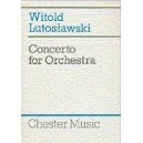 Witold Lutoslawski: Concerto For Orchestra (Study Score) - Lutoslawski, Witold (Composer)