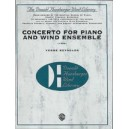 Reynolds - Concerto For Piano And Wind Ensemble (1966)