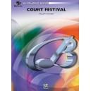 Latham, William P - Court Festival (suite For Concert Band)