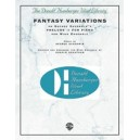 Gershwin, G, arr. Grantham, D - Fantasy Variations (on George Gershwins Prelude Ii For Piano)