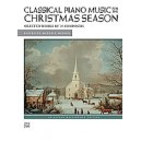 Ed.  hinson, Maurice - Classical Piano Music For The Christmas Season  - Selected Works by 20 Composers
