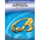 Mancini, H, arr. Custer, C - A Tribute To Henry Mancini