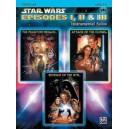 Williams, J - Star Wars Episodes I, Ii & Iii Instrumental Solos - Tenor Sax