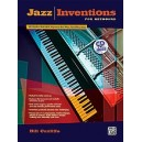 Cunliffe, Bill - Jazz Inventions For Keyboard