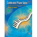 Vandall, Robert D. - Celebrated Piano Solos, Book 4