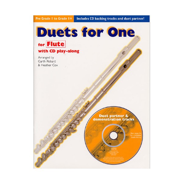 Duets For One: Flute - Cox, Heather (Arranger)