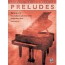 Vandall - Preludes - Intermediate to Late Intermediate Original Piano Solos