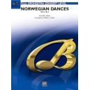 Grieg, E, arr. Issac, M - Norwegian Dances Nos. 2 & 3