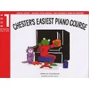 Chesters Easiest Piano Course - Book 1 (Special Edition) - Barratt, Carol (Author)