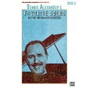 Dennis Alexander - Dennis Alexanders Favorite Solos - 8 of His Original Piano Solos