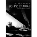 Nyman, Michael - Songs And Arias For Soprano And Piano