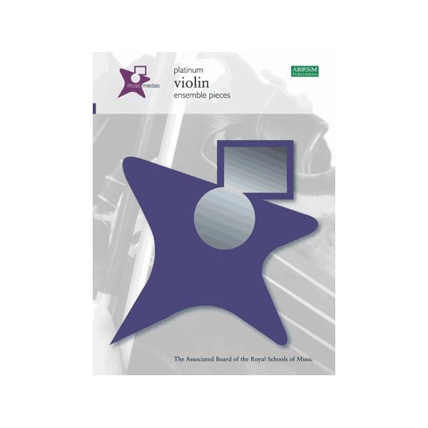 Music Medals Platinum Violin Ensemble Pieces